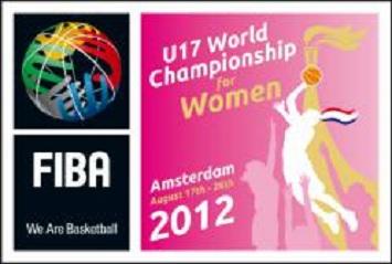 Wereldkampioenschappen basketball 2012 dames onder 17 jaar